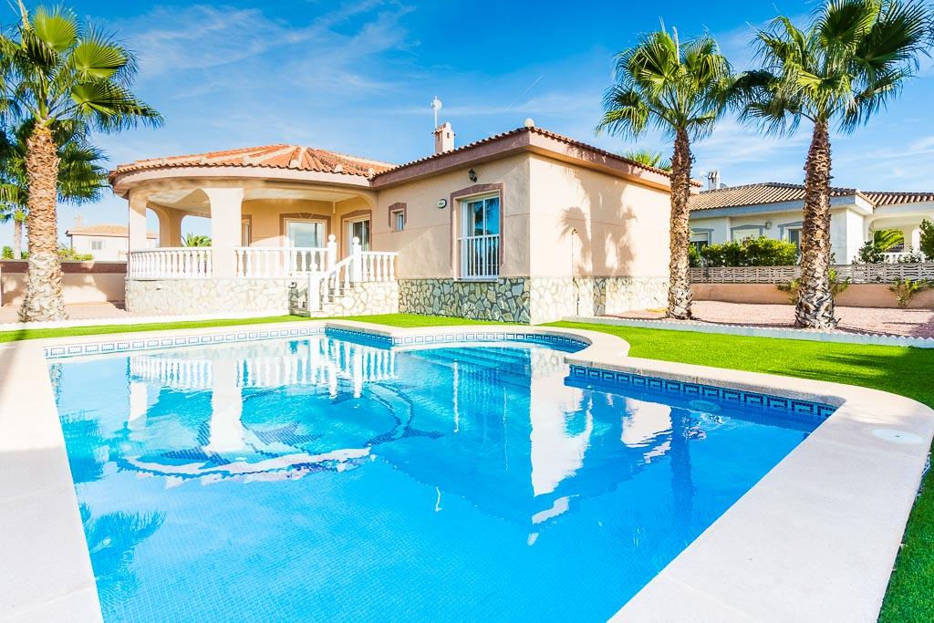 Mooie villa met 3 slaapkamers