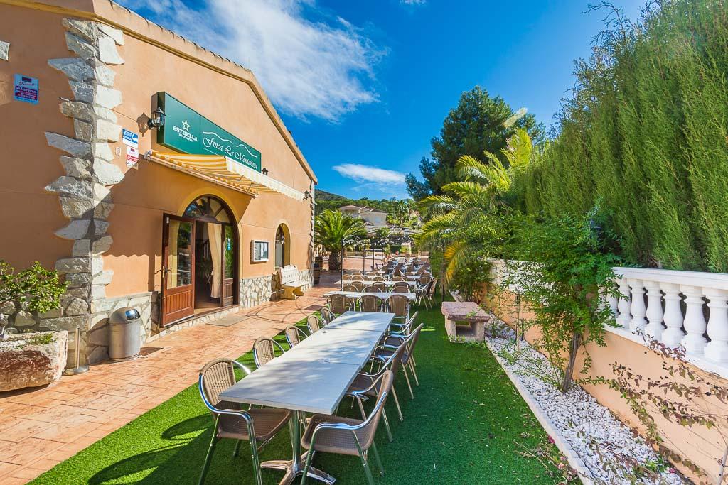 Rustieke Hotel en Restaurant / Hondón de las Nieves