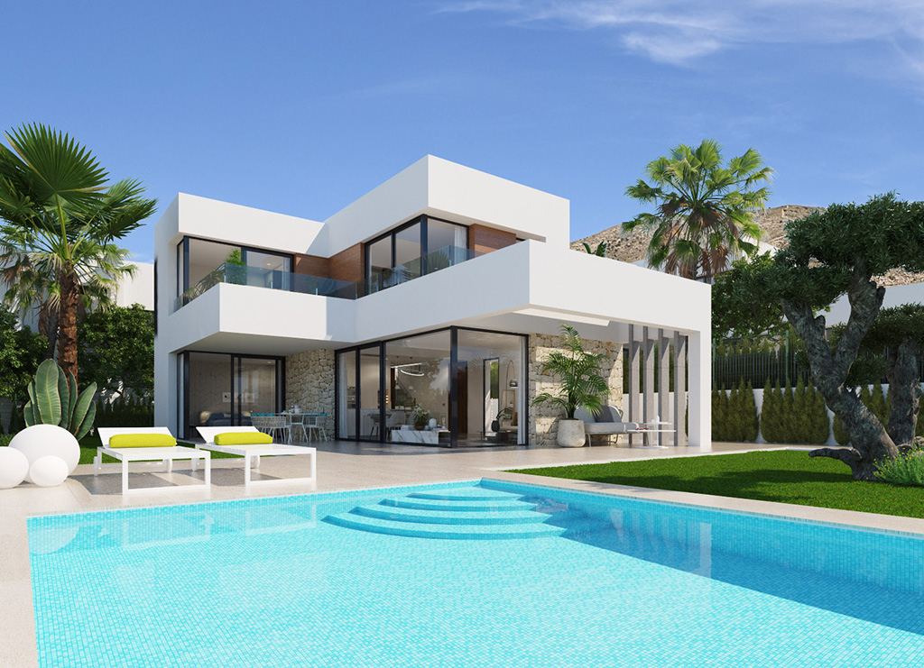 Luxe villa Costa Blanca / Finestrat