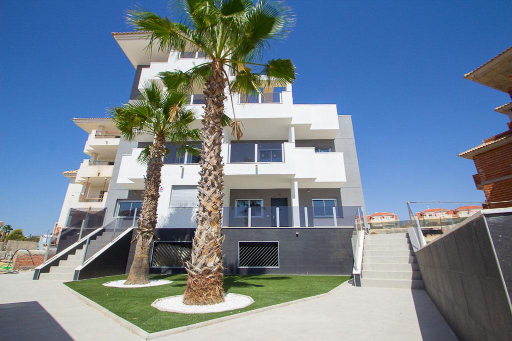 Appartementen met 2 slaapkamers Orihuela Costa