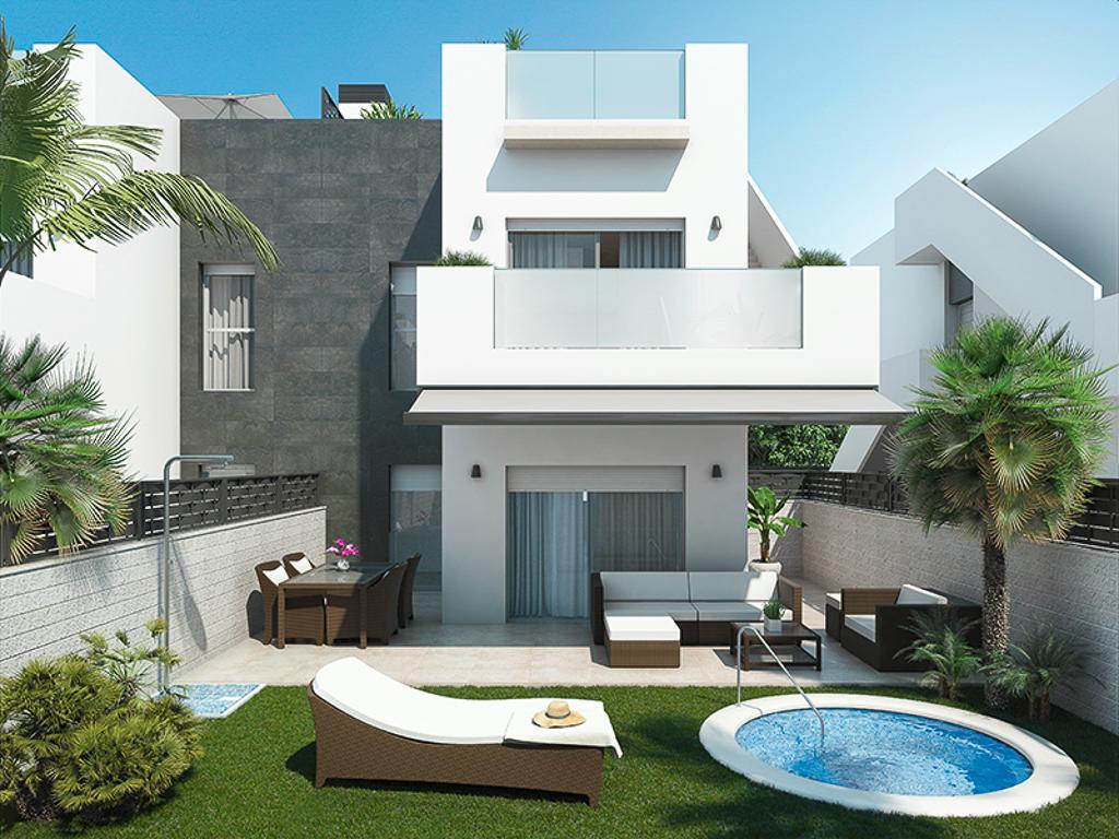 Appartementen met 2 slaapkamers Costa Blanca