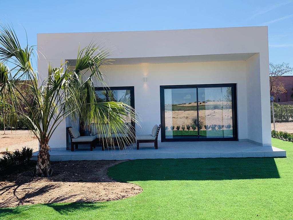 Villa op de golfbaan met 2 slaapkamers