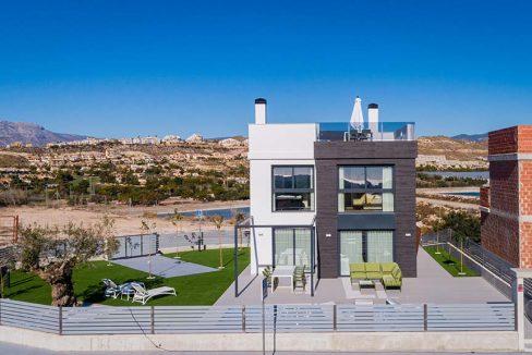 Panoramic Alicante Drone 01