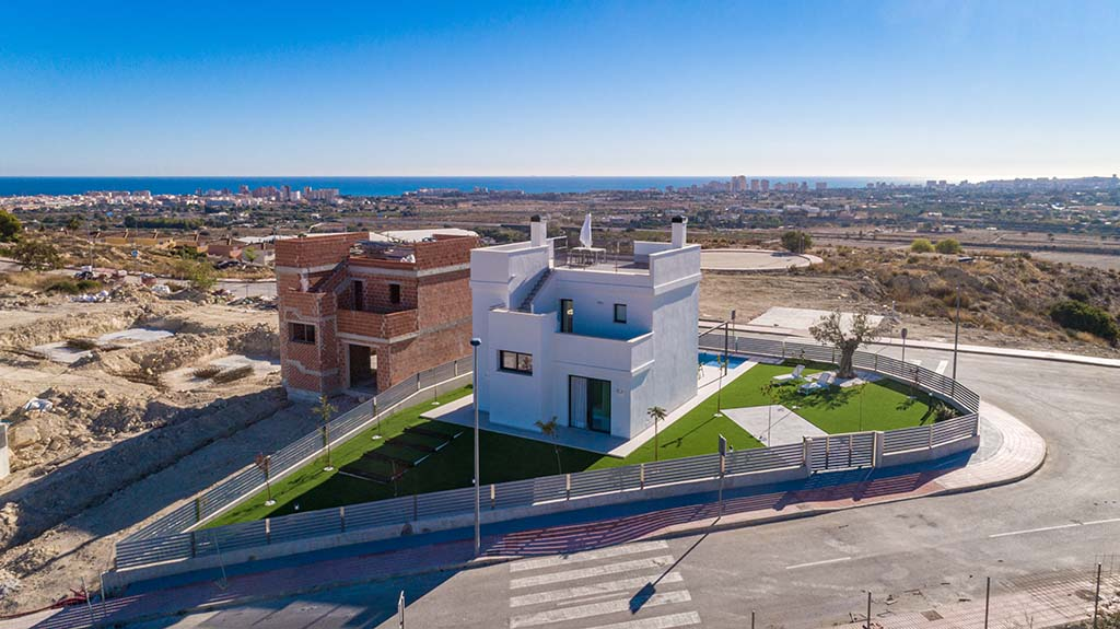 Panoramic Alicante Drone 05