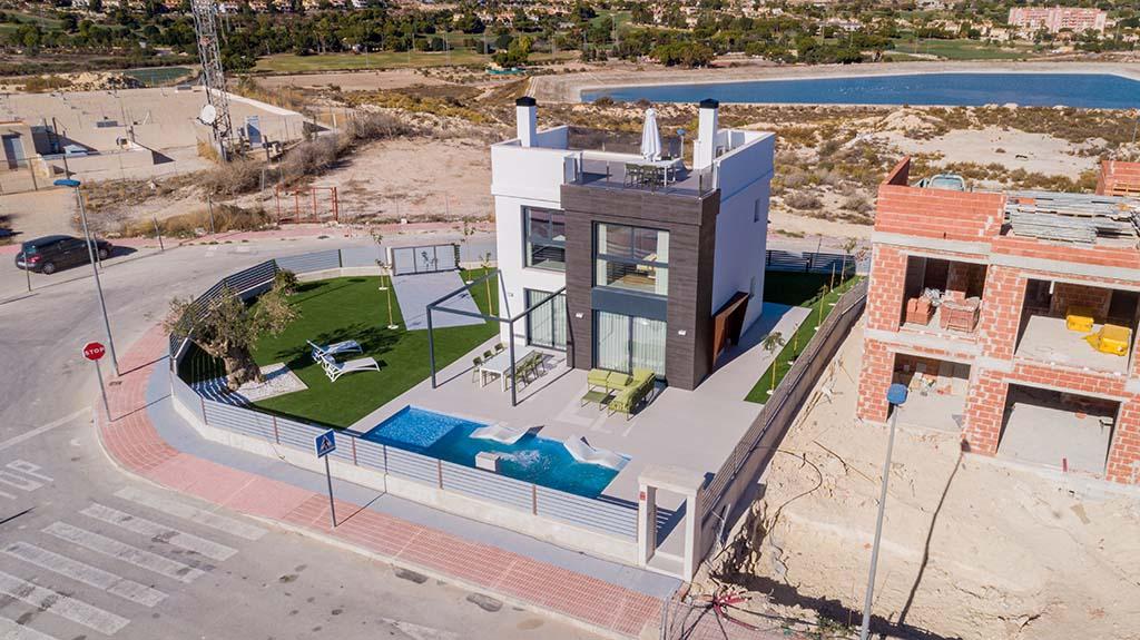 Panoramic Alicante Drone 06