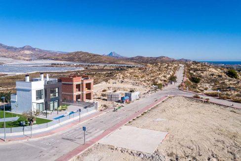 Panoramic Alicante Drone 07