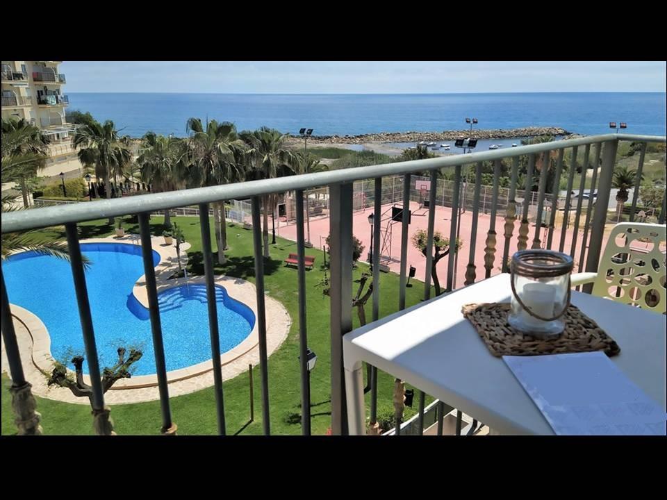 Appartement met uitzicht op zee / Campello