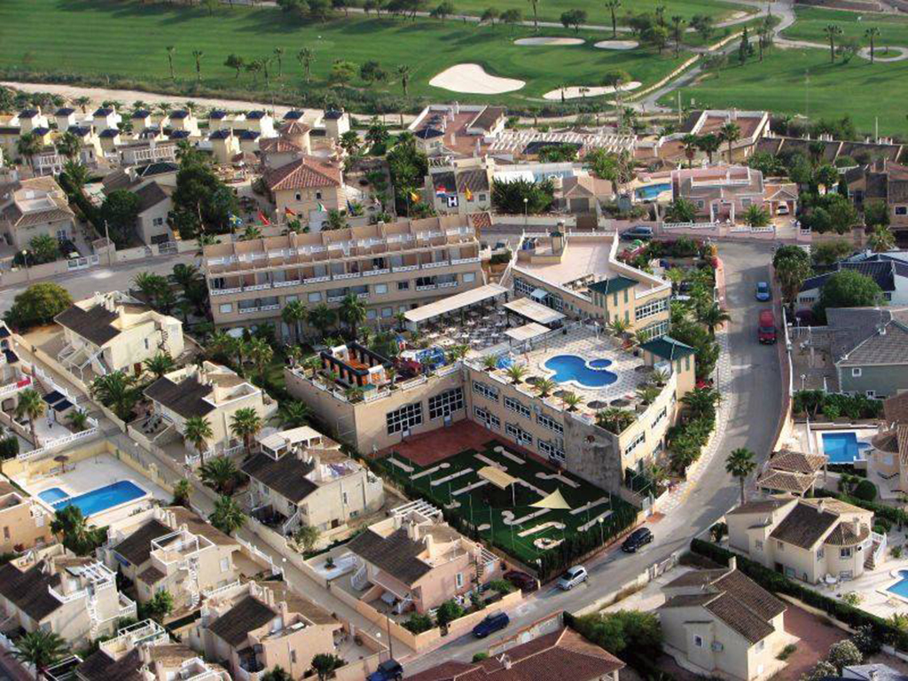Hotel als investering / Rojales