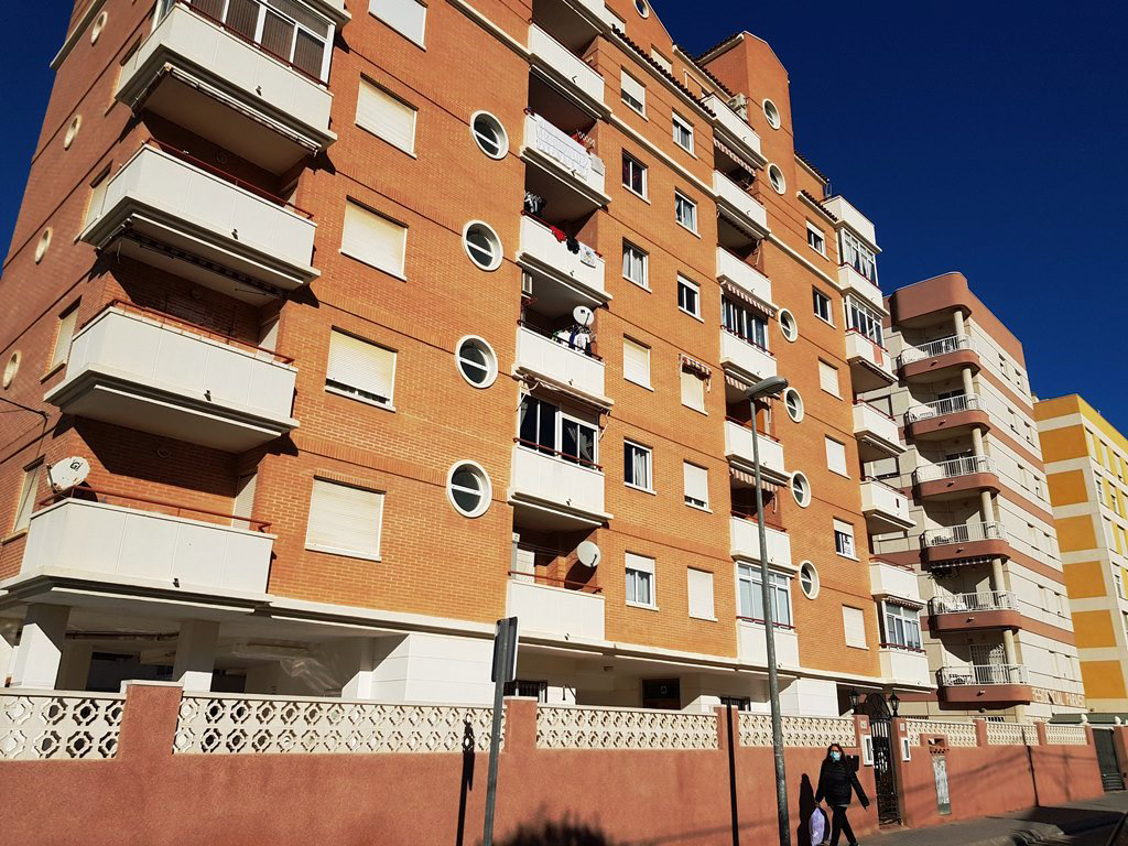 Appartement vlakbij het strand / Torrevieja